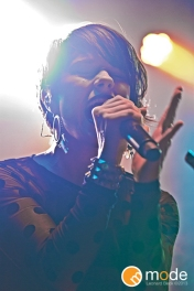 FLYLEAF, DROWNING POOL, STARS IN STEREO at Saint Andrews Hall Detroit Michigan.