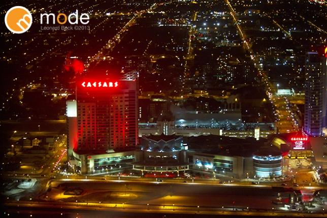Cityscape view from Renaissance Center Detroit MI