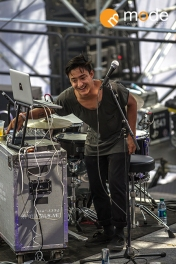 SHIGETO [ZACH SAGINAW] Performs in Detroit
