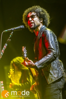 Alice in chains Performs at RockStar Energy UPROAR Festival in Clarkston Michigan at DTE Energy Music Theater.