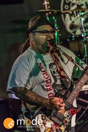 POD performs in Flint Michigan.