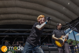 Rotation Performing at RockStar Energy UPROAR Festival in Clarkston Michigan at DTE Energy Music Theater.