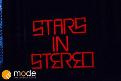 Stars In Stereo performs at the Fillmore in Detroit Michigan on Oct 12th 2013