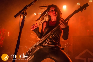 Sick Puppies performs at Saint Andrews Hall in Detroit Michigan on Oct 18th 2013