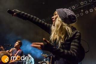 Walk Off The Earth performs in Detroit Michigan on Dec 11th 2013