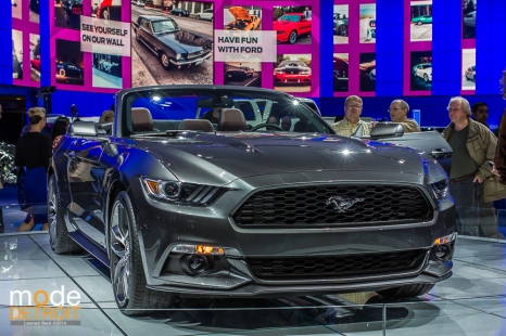 North American International Auto Show 2014