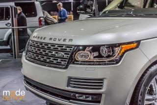 North American International Auto Show 2014