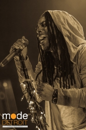 SevenDust - Acoustic Tour Time Travelers & Bonfires performed at the Royal Oak Music Theatre on March 29th 2014