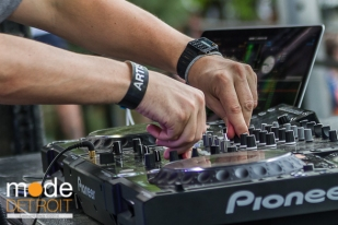 Movement Festival at Hart Plaza Detroit Michigan on May 24-26th 2014