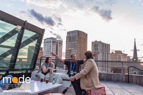 Techweek Detroit May 23th 2014