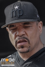 Body Count Featuring Ice-T performing at Rockstar Energy Drink Mayhem Festival in Clarkston Michigan on July 17th 2014