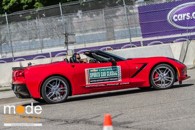 Detroit Grand Prix on May 30- june 1st 2014