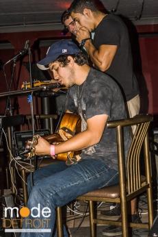 GoOn Music Festival in Detroit Mi Aug 3rd 2014