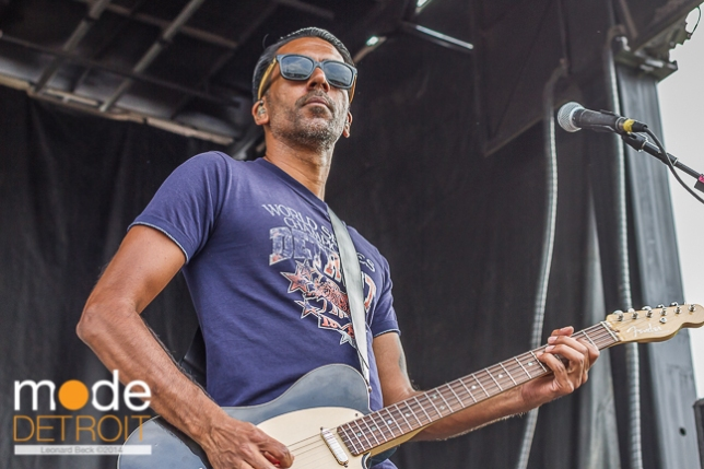 Saves The Day performing at Vans Warped Tour in Auburn Hills Michigan at The Palace of Auburn Hills on July 18th 2014