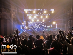 98.7 AMP Radio Boo Bash with Calvin Harris & Zedd at the Filmore on Oct19th 2014