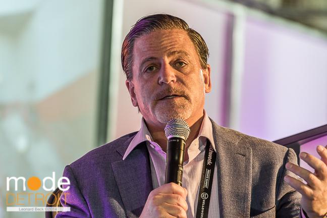 Techweek Detroit 2014: Dan Gilbert - Rock Ventures