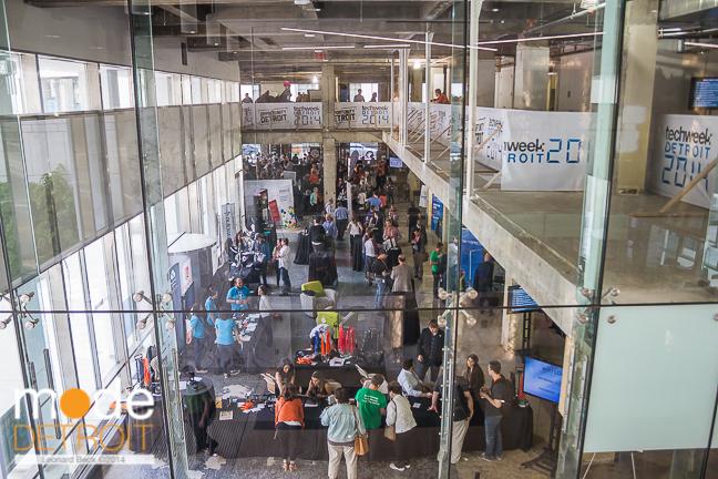 Techweek Detroit Expo