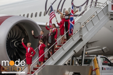Virgin Atlantic Airlines Press conference on June 11 2015