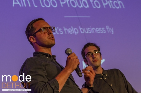 AIN'T TOO PROUD TO PITCH: Encourages Businesses in Detroit to Let It Fly at Special Panel Discussion and Live Pitch Event on June 12 2015 at College for Creative Studies