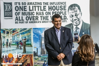 Larry Alexander, President and CEO of the Detroit Metro Convention & Visitors Bureau at ASAE at on Aug 10 2015