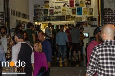 Detroit Design Festival Eastern Market After Dark, Sept 24th 2015
